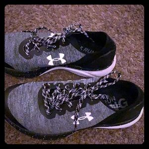 Under armor work out shoes